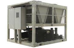 water cooled brine chillers