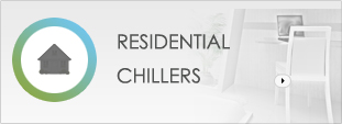 Residential Chillers, Chillers India